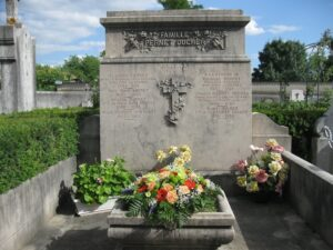 Tomb of Joseph Pernet-Ducher